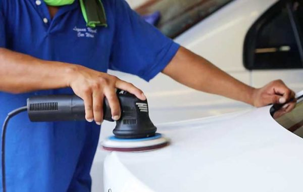 Auto Buffing Services